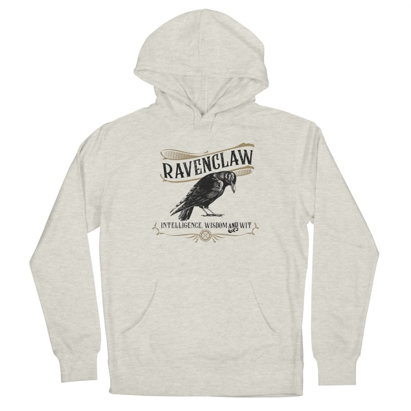 House of Ravenclaw Men's Pullover Hoody by Wicked and Wonder