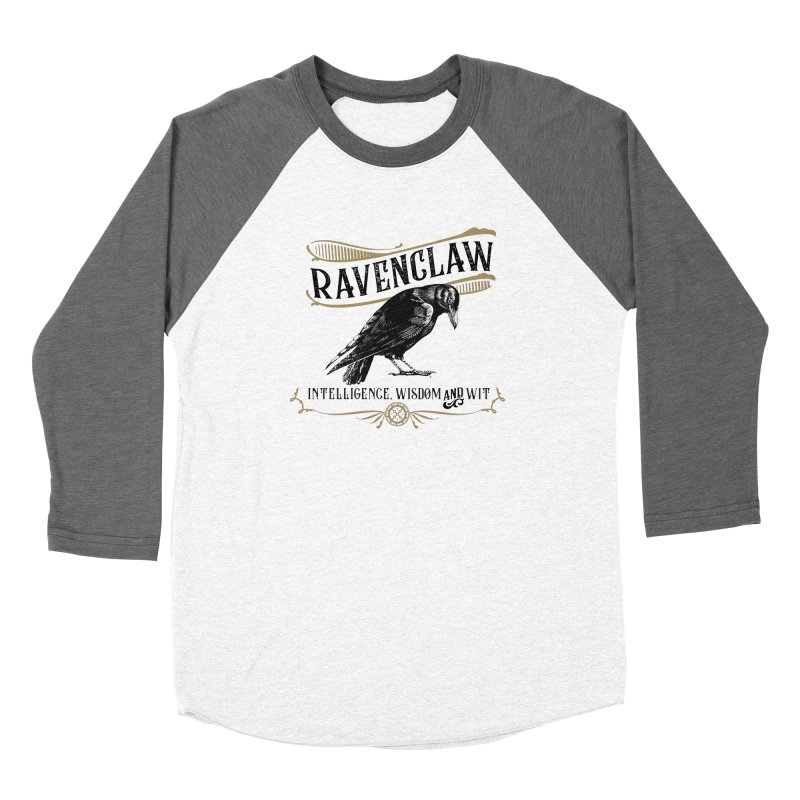 House of Ravenclaw Women's Longsleeve T-Shirt by Wicked and Wonder