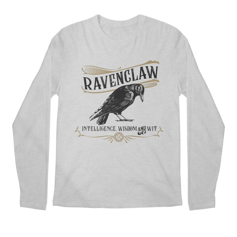 House of Ravenclaw Men's Longsleeve T-Shirt by Wicked and Wonder