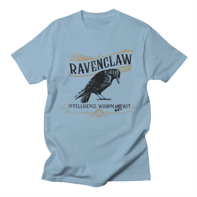 House of Ravenclaw Women's Regular Unisex T-Shirt by Wicked and Wonder