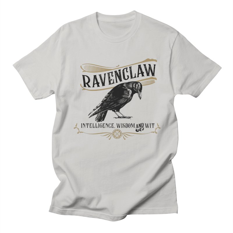 House of Ravenclaw Men's T-Shirt by Wicked and Wonder