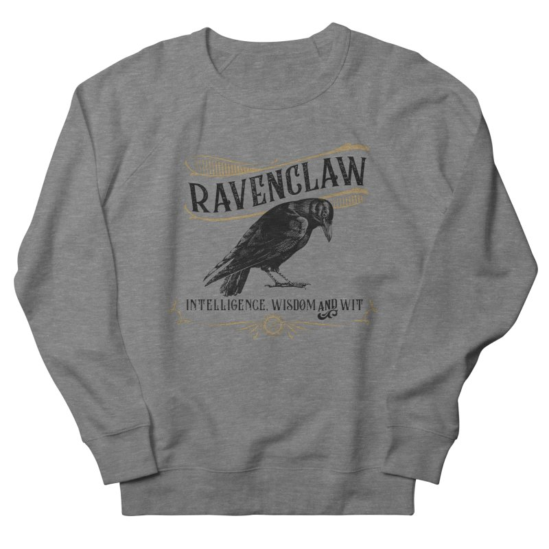 House of Ravenclaw Women's Sweatshirt by Wicked and Wonder