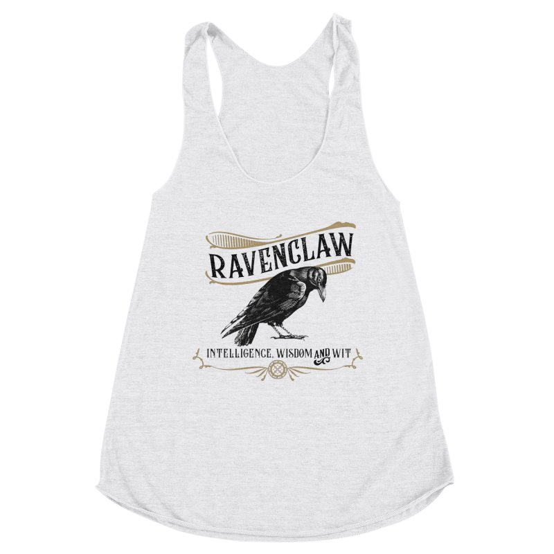 House of Ravenclaw Women's Tank by Wicked and Wonder