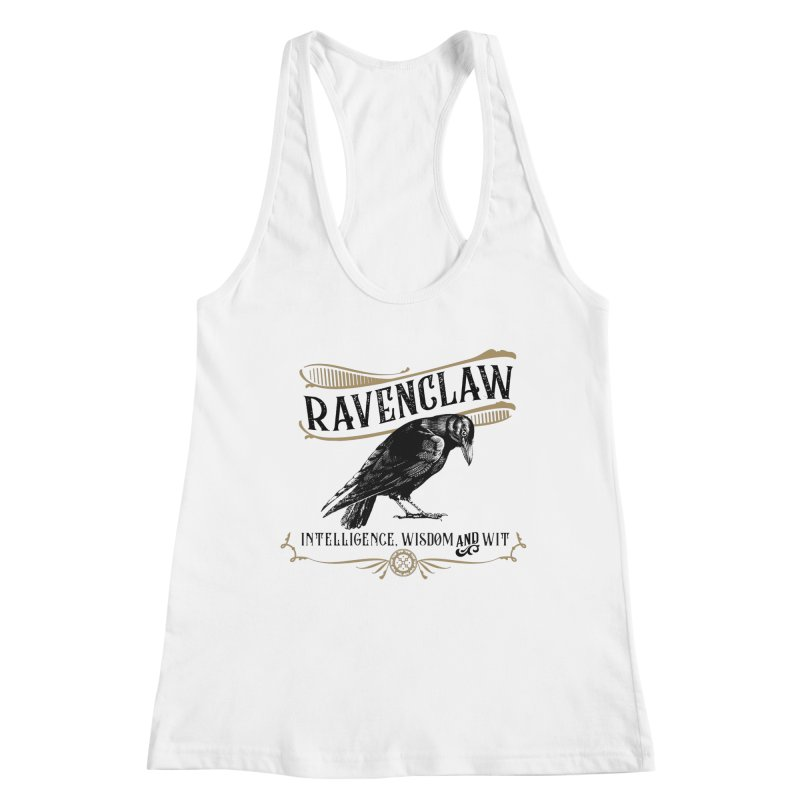 House of Ravenclaw Women's Racerback Tank by Wicked and Wonder