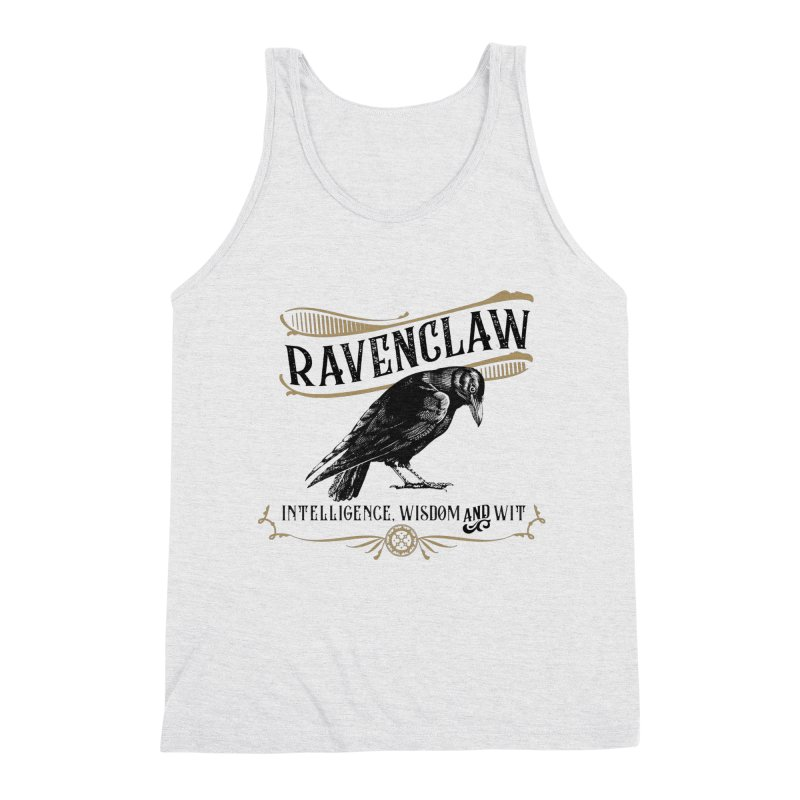 House of Ravenclaw Men's Tank by Wicked and Wonder