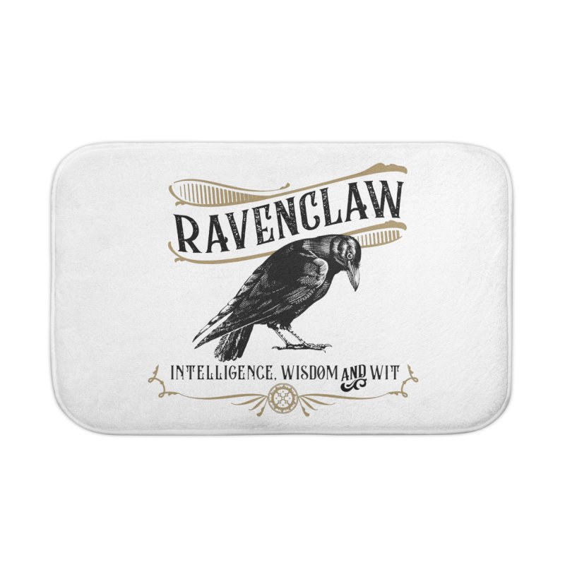 House of Ravenclaw Home Bath Mat by Wicked and Wonder
