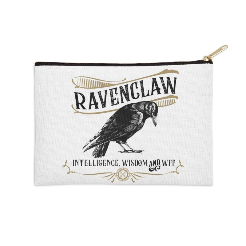 House of Ravenclaw Accessories Zip Pouch by Wicked and Wonder