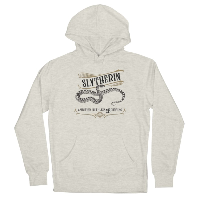 House of Slytherin Men's Pullover Hoody by Wicked and Wonder
