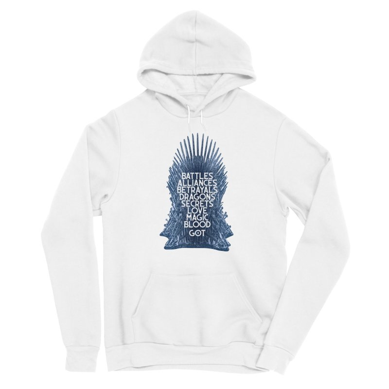 GOT - An Epic Remembered Women's Pullover Hoody by Wicked and Wonder