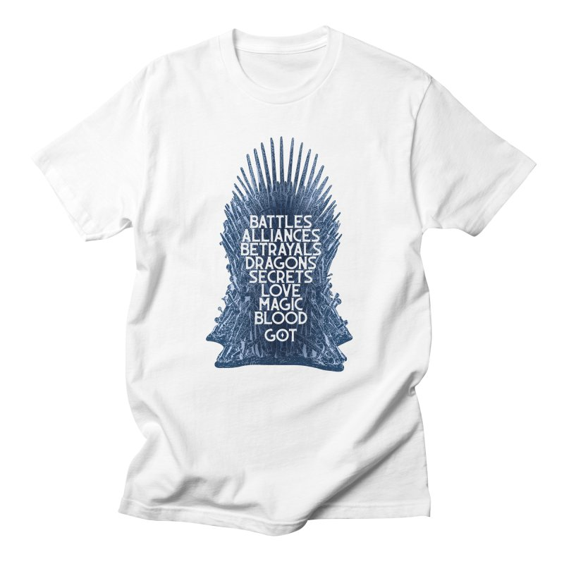 GOT - An Epic Remembered Men's T-Shirt by Wicked and Wonder
