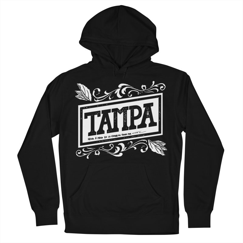 Tampa Women's Pullover Hoody by municipal's Artist Shop