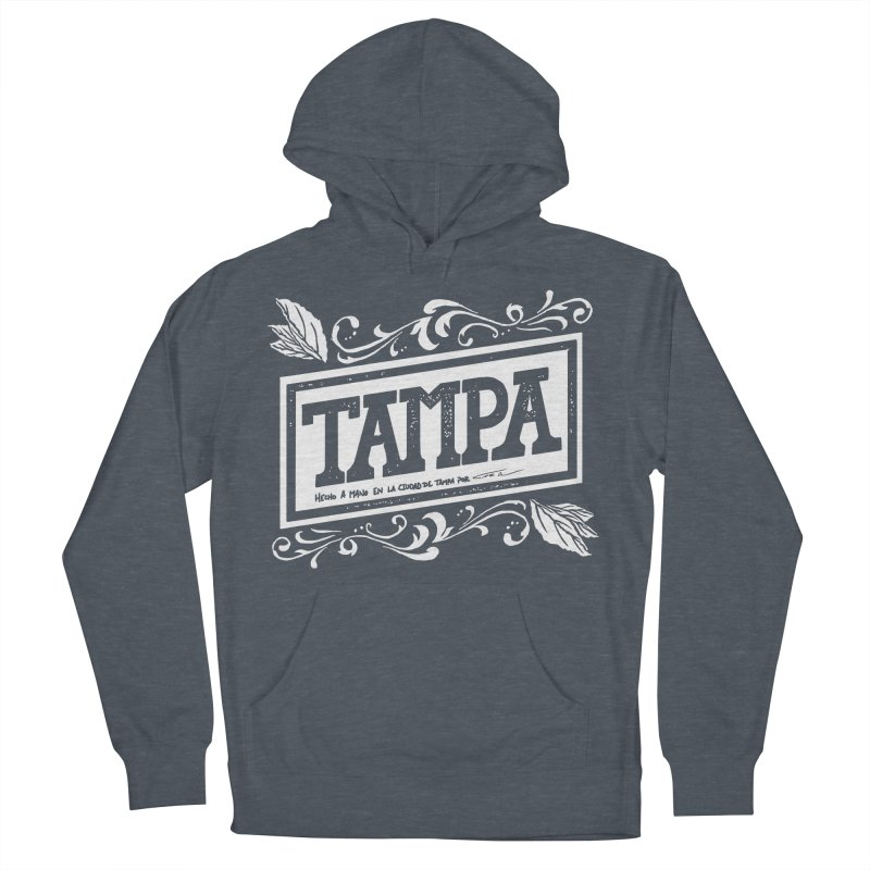 Tampa Men's Pullover Hoody by municipal's Artist Shop