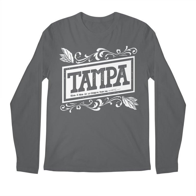 Tampa Men's Longsleeve T-Shirt by municipal's Artist Shop
