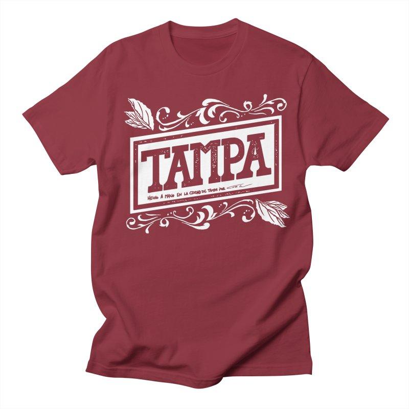 Tampa Men's T-Shirt by municipal's Artist Shop