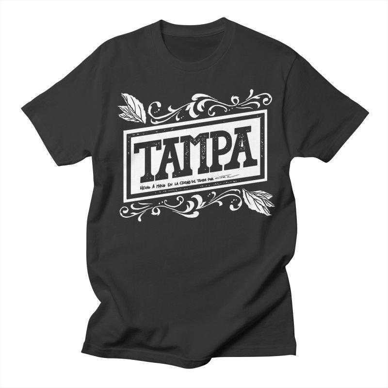 Tampa Women's Unisex T-Shirt by municipal's Artist Shop