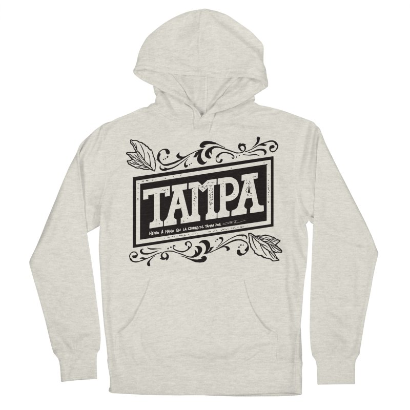 Tampa Alt Men's Pullover Hoody by municipal's Artist Shop