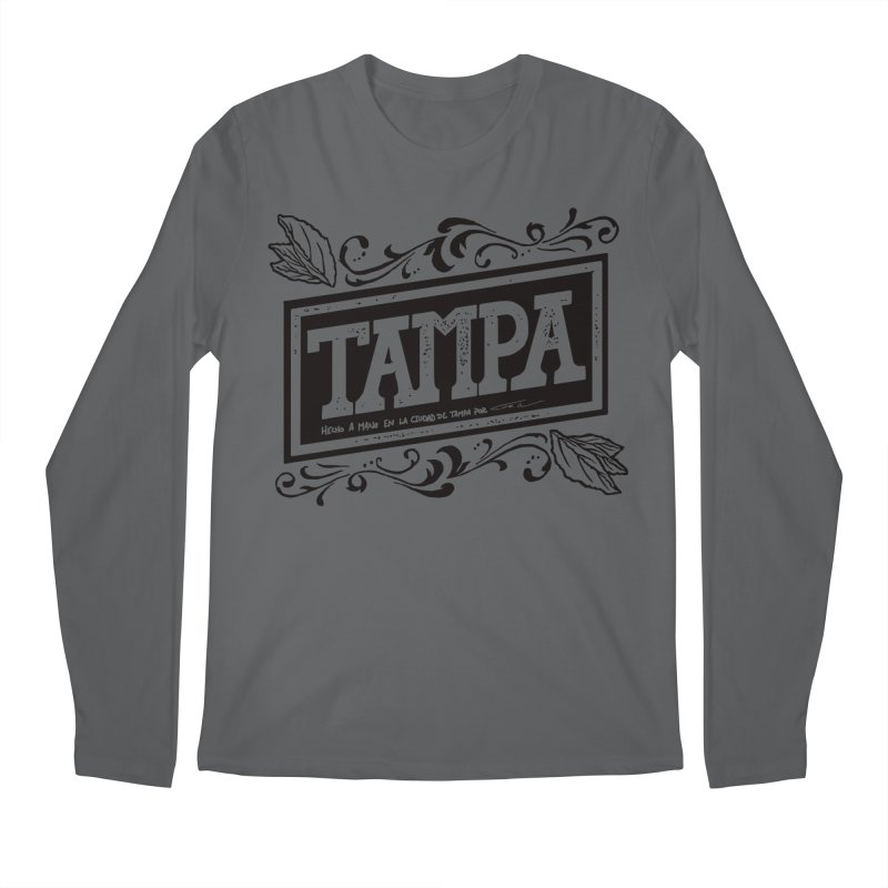 Tampa Alt Men's Longsleeve T-Shirt by municipal's Artist Shop