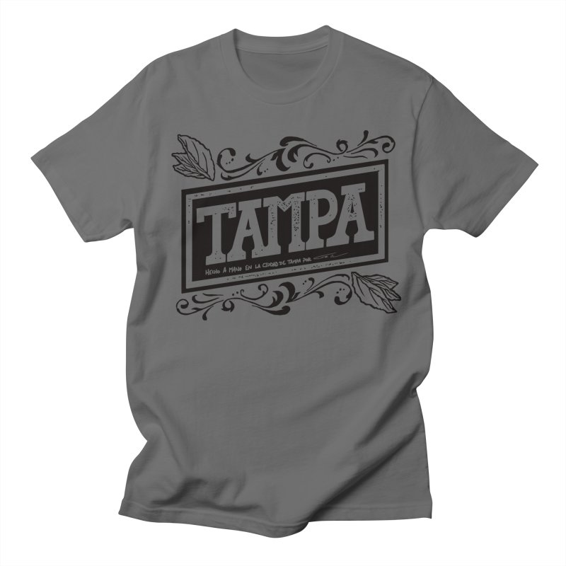 Tampa Alt Women's Unisex T-Shirt by municipal's Artist Shop