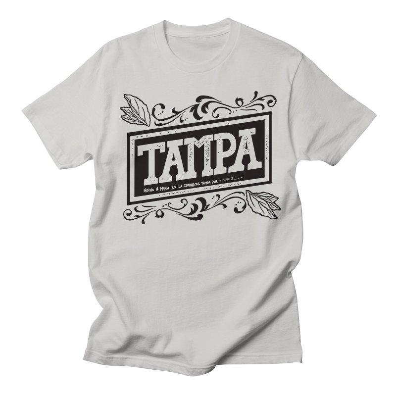 Tampa Alt Men's T-Shirt by municipal's Artist Shop