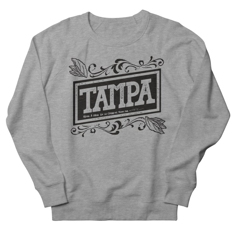 Tampa Alt Men's Sweatshirt by municipal's Artist Shop