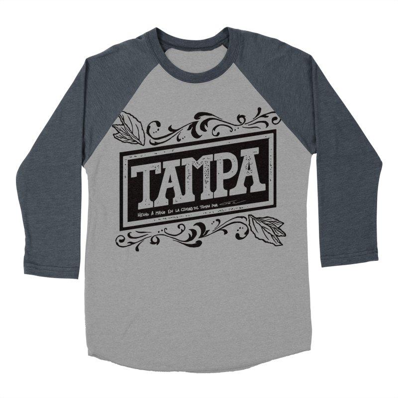 Tampa Alt Men's Baseball Triblend T-Shirt by municipal's Artist Shop