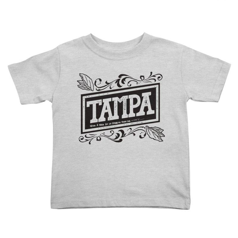 Tampa Alt Kids Toddler T-Shirt by municipal's Artist Shop