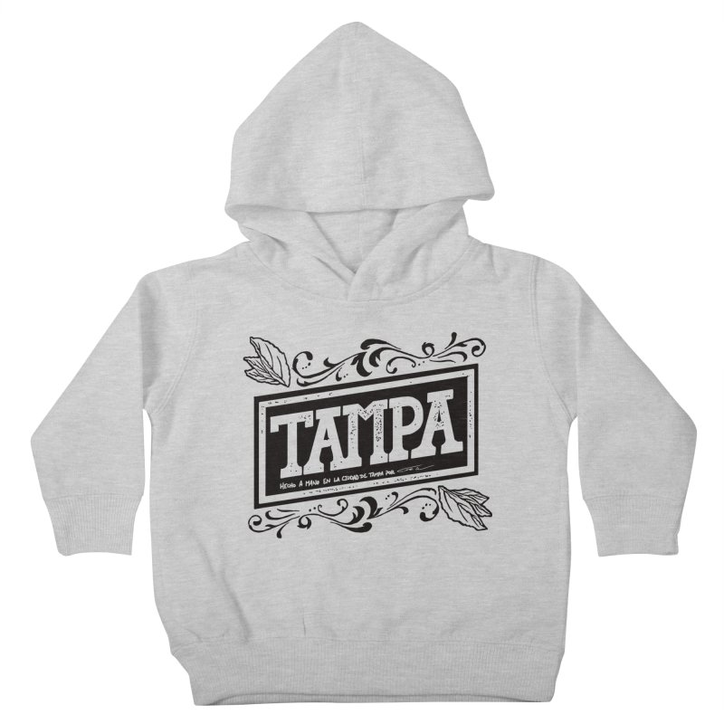 Tampa Alt Kids Toddler Pullover Hoody by municipal's Artist Shop