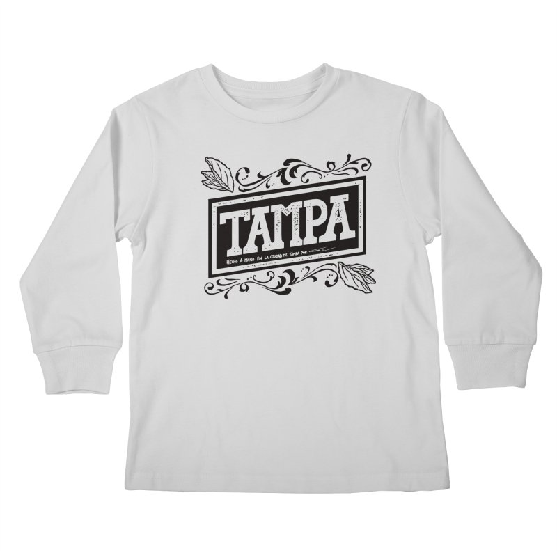 Tampa Alt Kids Longsleeve T-Shirt by municipal's Artist Shop