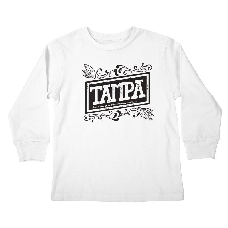 Tampa Alt Kids Longsleeve T-Shirt by municipal's Artist Shop