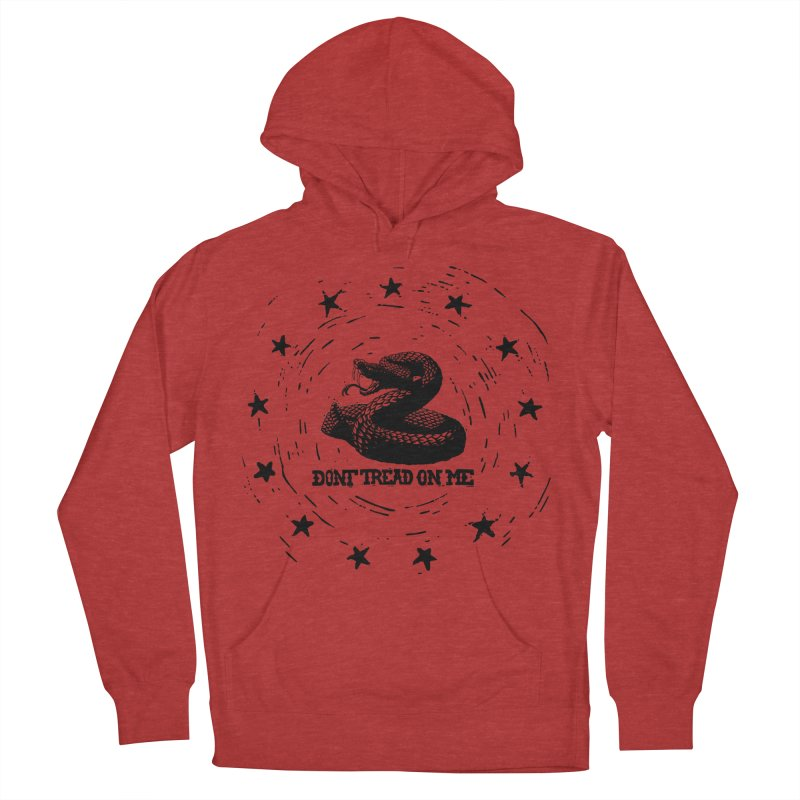 Dont Tread on Me Men's Pullover Hoody by municipal's Artist Shop