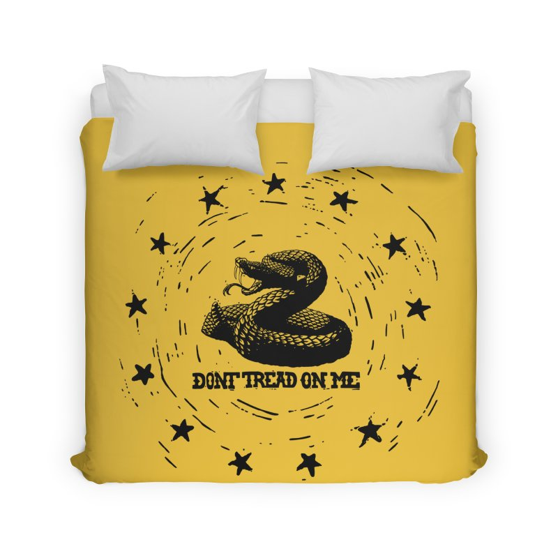 Dont Tread on Me   by municipal's Artist Shop
