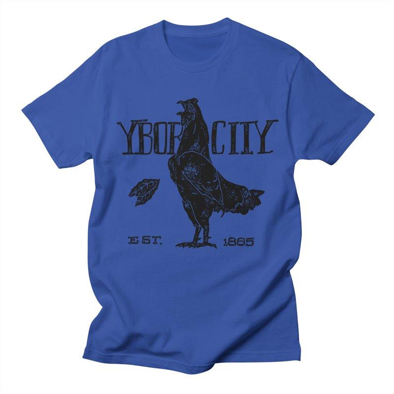 Ybor City Men's T-Shirt by municipal's Artist Shop