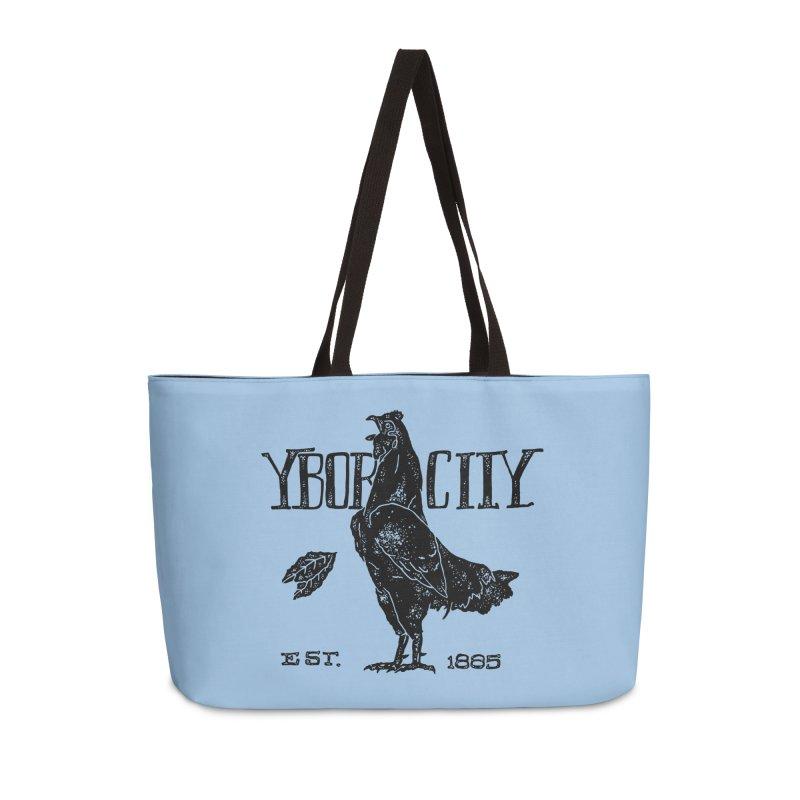 Ybor City in Weekender Bag by municipal's Artist Shop
