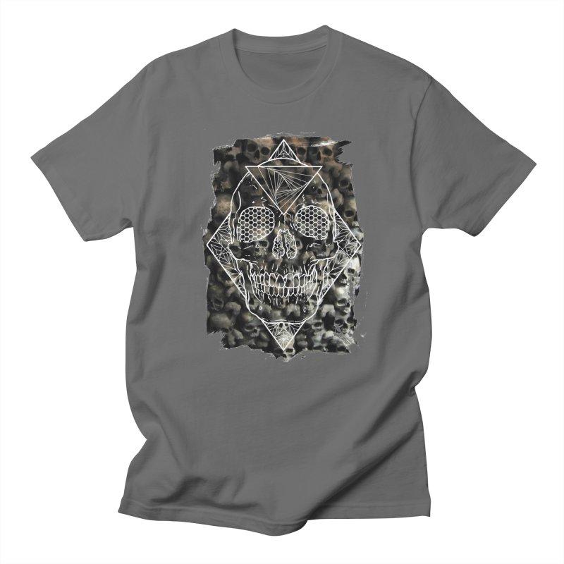 Skull Men's T-Shirt by MunkyDesign