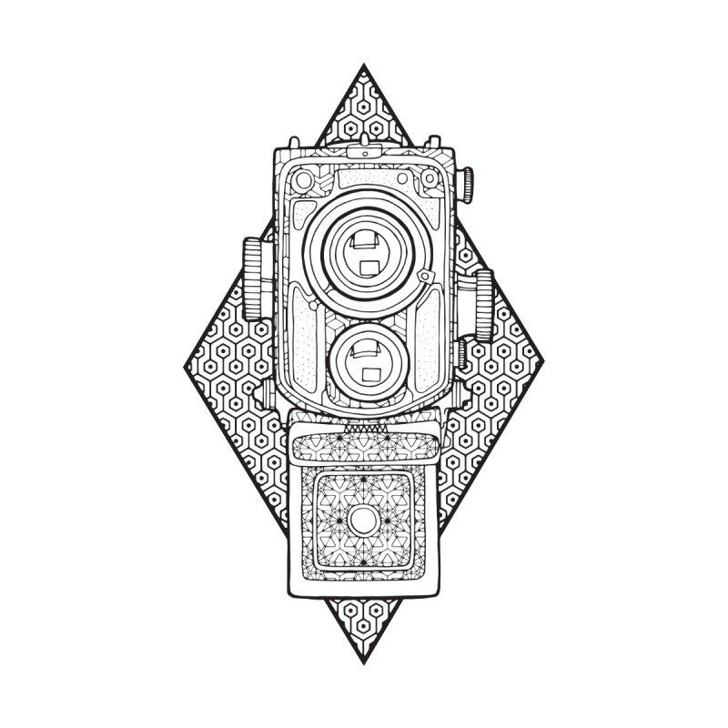 Camera line work by MunkyDesign