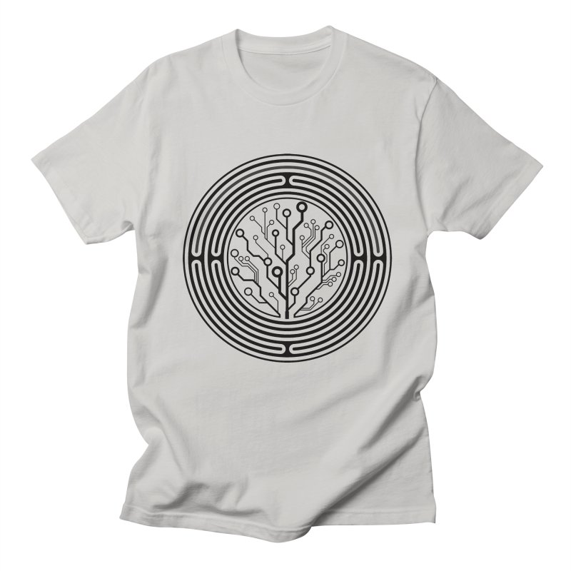 Geometry 1 Men's T-Shirt by MunkyDesign