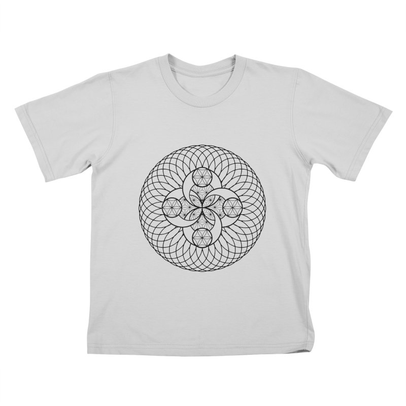 Geometry 4 Kids T-Shirt by MunkyDesign