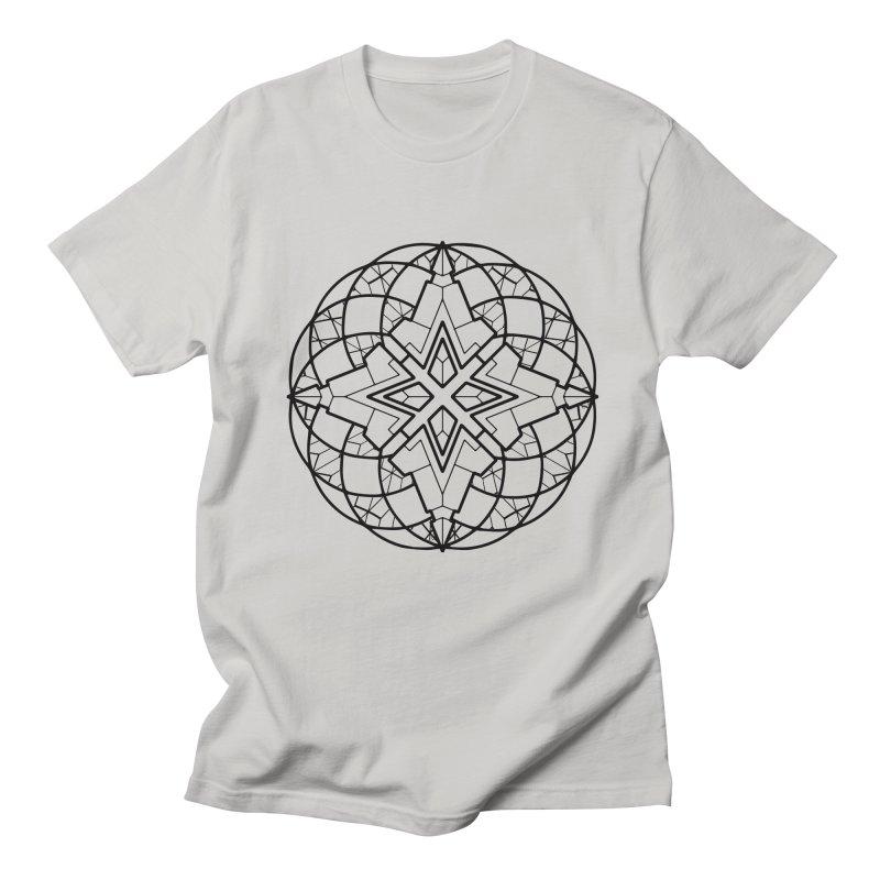 Geometry 6 Men's Regular T-Shirt by MunkyDesign