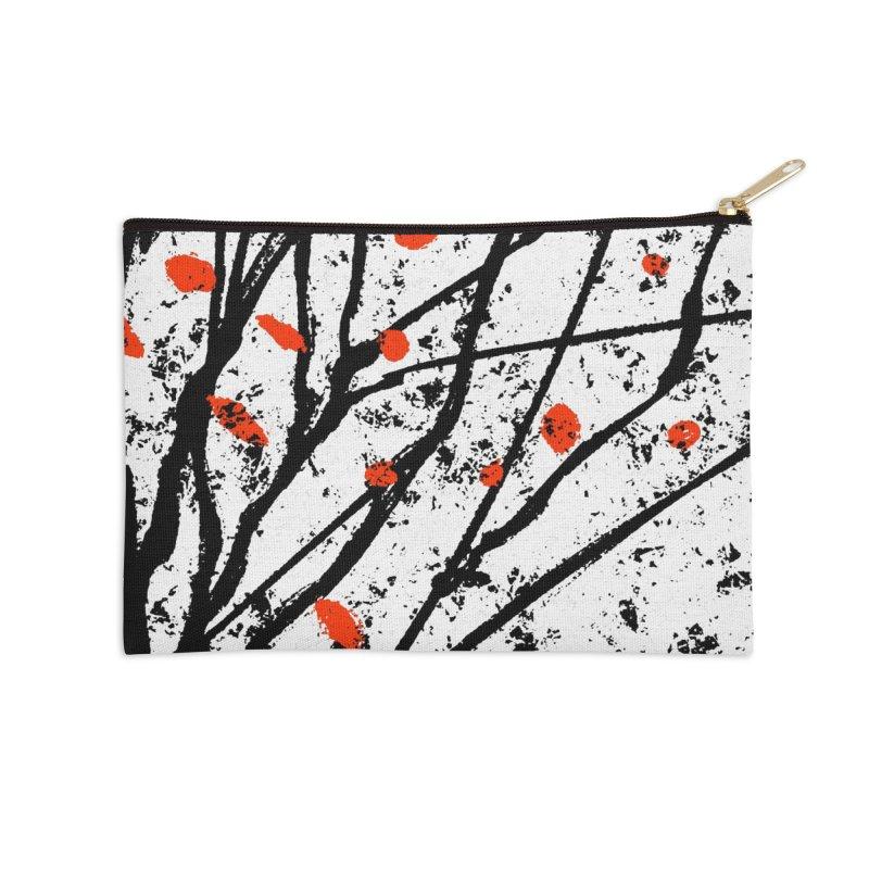 Fruit tree Accessories Zip Pouch by sleepwalker's Artist Shop