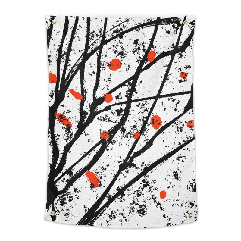 Fruit tree Home Tapestry by sleepwalker's Artist Shop