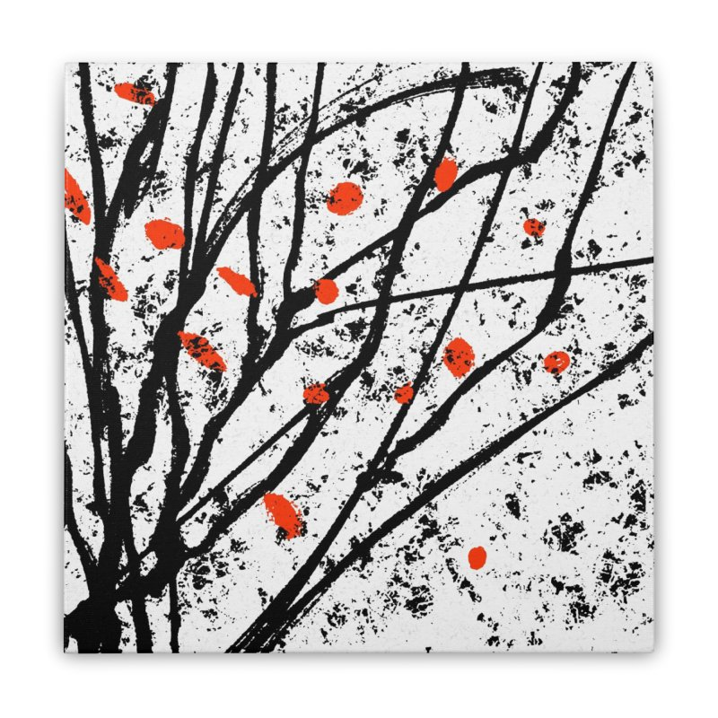 Fruit tree Home Stretched Canvas by sleepwalker's Artist Shop