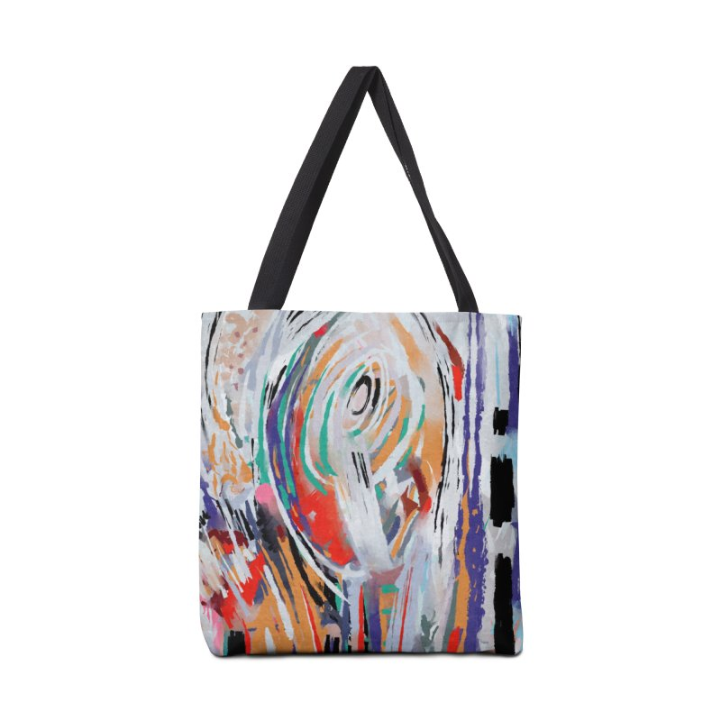 Abstract painting Accessories Bag by sleepwalker's Artist Shop