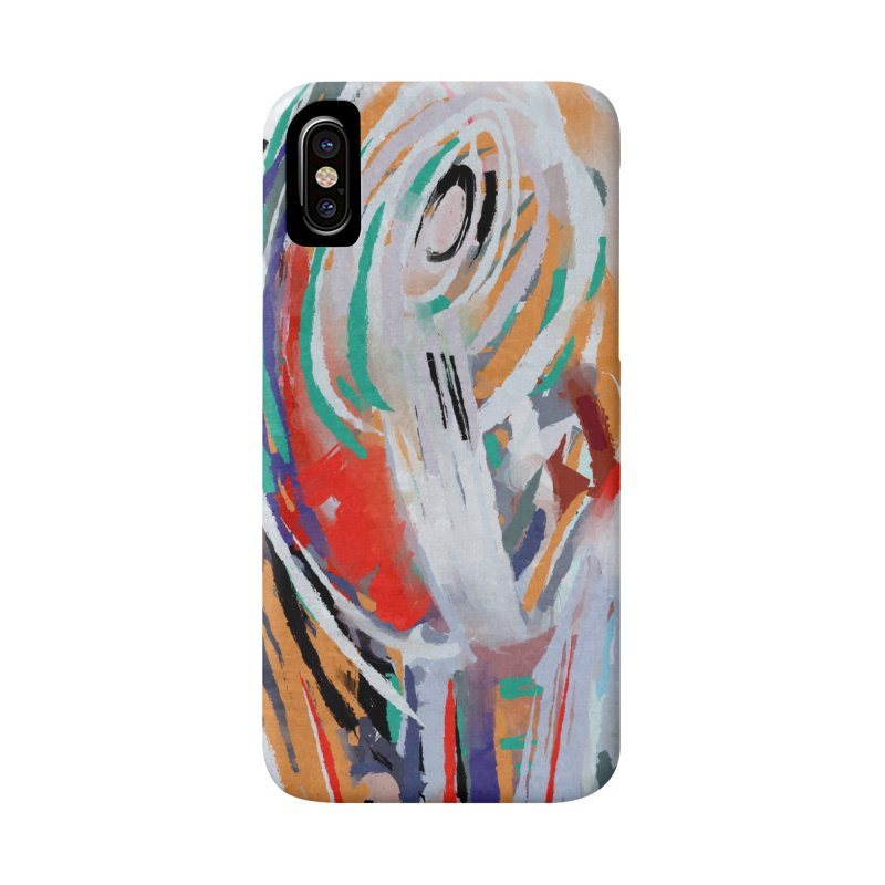 Abstract painting Accessories Phone Case by sleepwalker's Artist Shop