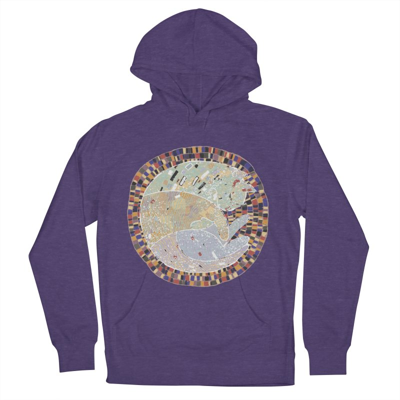 Cat's dream Men's Pullover Hoody by sleepwalker's Artist Shop