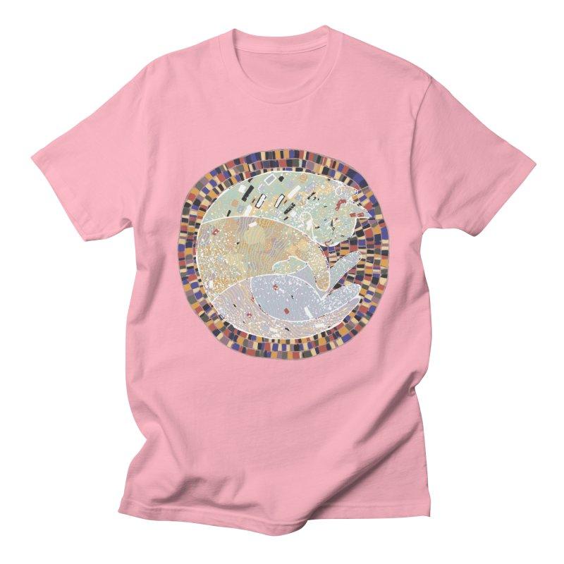 Cat's dream Women's Regular Unisex T-Shirt by sleepwalker's Artist Shop