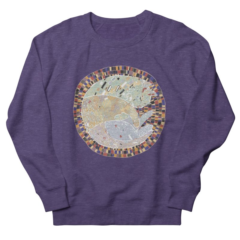 Cat's dream Men's Sweatshirt by sleepwalker's Artist Shop
