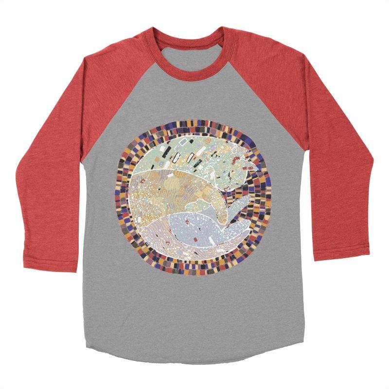 Cat's dream Men's Baseball Triblend Longsleeve T-Shirt by sleepwalker's Artist Shop