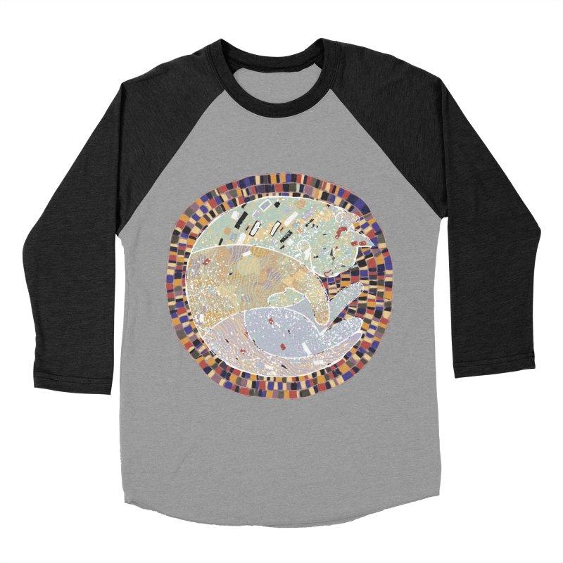 Cat's dream Men's Baseball Triblend T-Shirt by sleepwalker's Artist Shop