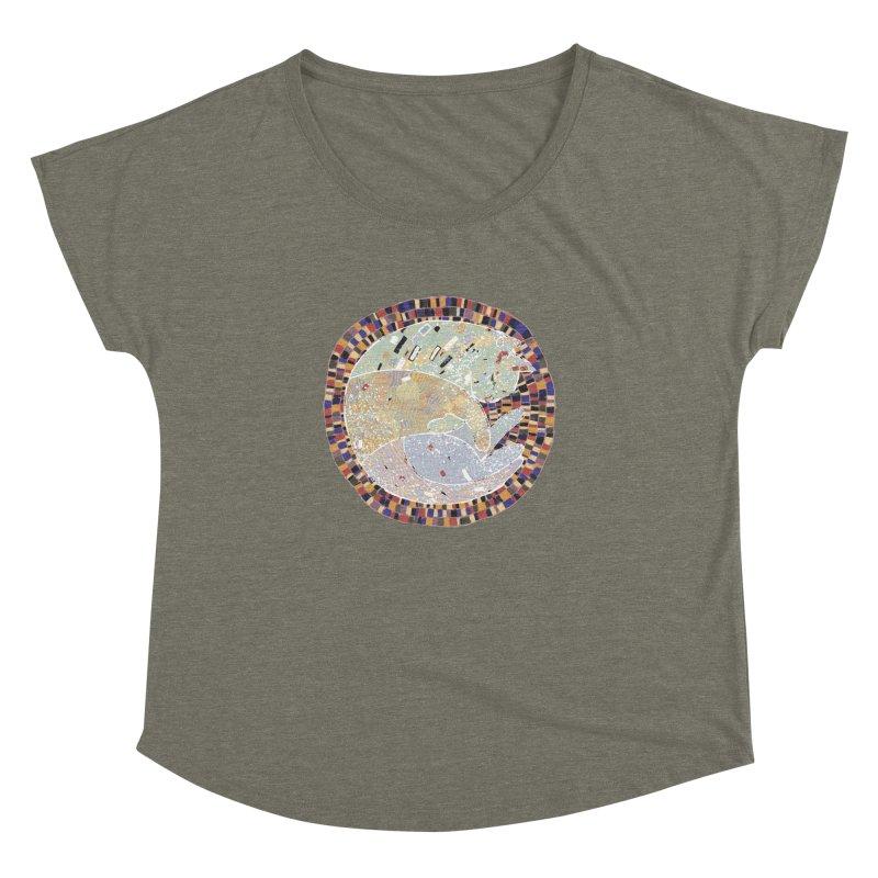 Cat's dream Women's Dolman Scoop Neck by sleepwalker's Artist Shop
