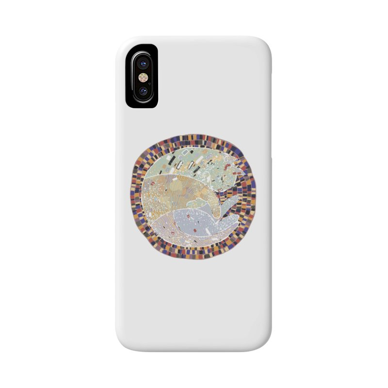 Cat's dream Accessories Phone Case by sleepwalker's Artist Shop